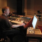 Adam Dempsey on the dials mastering the EP