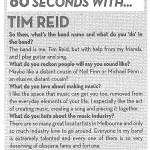 60 Seconds - Tim Reid - Beat