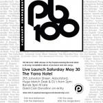 PB100 poster